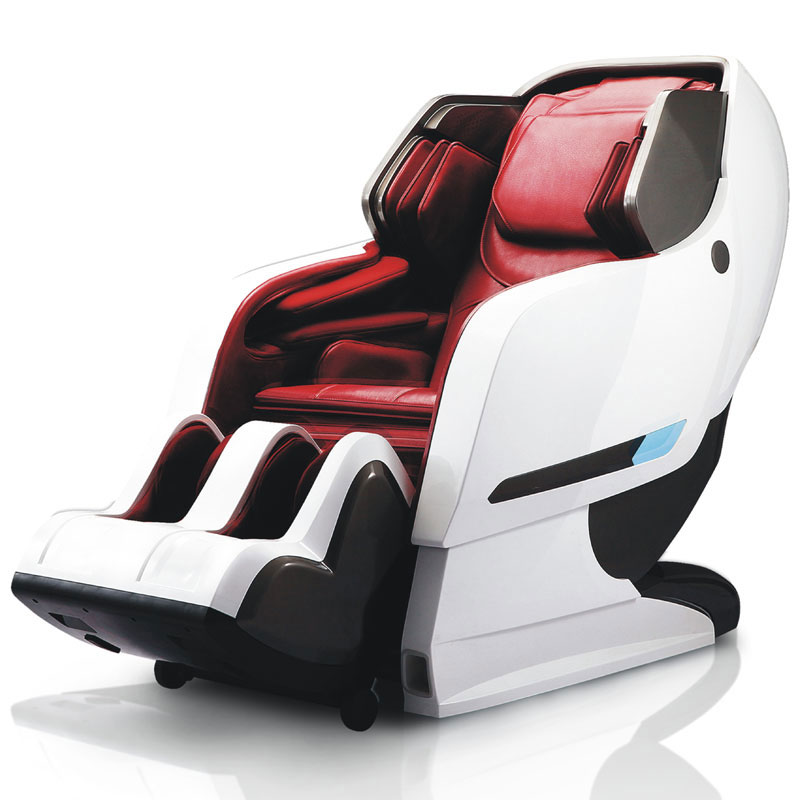 2019 Luxury 3D Zero gravity Electric shiatsu massage chair body