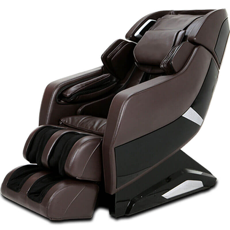 Massage Chair Space-Saving Zero-Gravity Full-Body Recliner with yoga & heating therapy