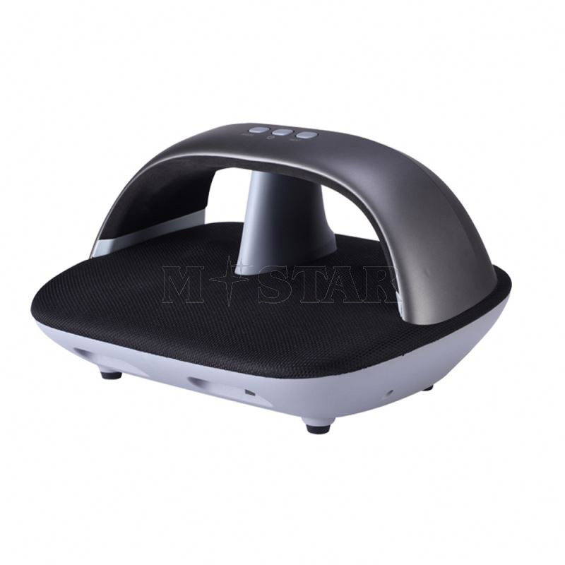 portable circulation vibrating foot roller massager